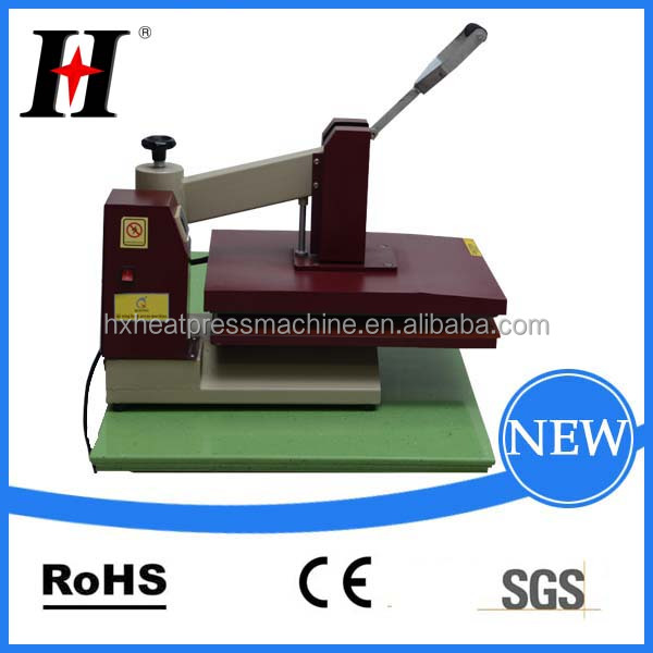 manufactional new condition hot stamping machine, cheap used for tshirt heat press machine