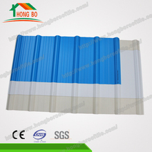 Superior Quality Good Fire-Resistant Rating Plastic Shingle Roof