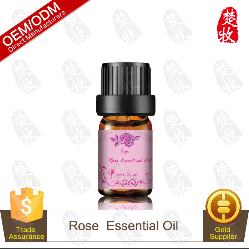 Valentine's Day Top Grade Rose Essential Oil 10ml OEM/ODM Professional Supplier
