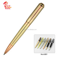 Special Personalized Logo Branded Metal Ball Pen with Competitive Price