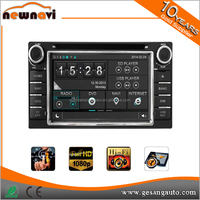 Wince 6.0 System free world maps gps multimedia player road master car gps navigation with usb sd for TOYOTA 4RUNNER