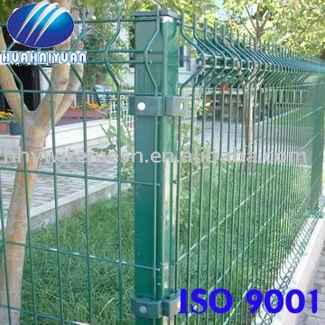Chinese Anping safty Welded mesh fence