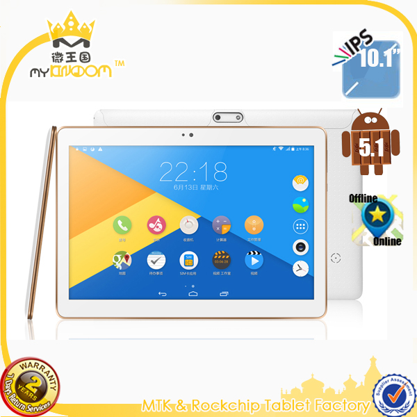 10.1 inch Android 5.1 Tablet Dual SIM Card Cell phone Tablet PC 3G/ Wifi 1GB+16GB MTK 6580 Quad-Core IPS 800*1280 Touch Screen