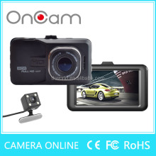 CAR DVR Car Black Box T636 dual camera camcorder with night vision and high resolution