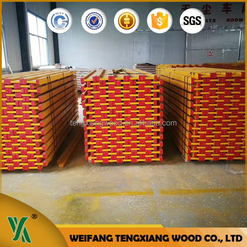 Construction formwork materials LANA H20 timber beam