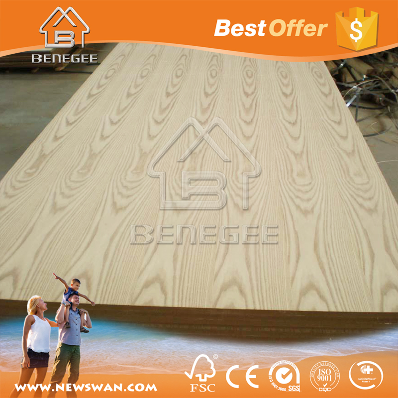Low price 9mm MDF Board / Laminated Board / Maple Veneered MDF