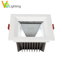 High Quality Indoor IP65 Embeded Square LED Ceiling Lights Fixture