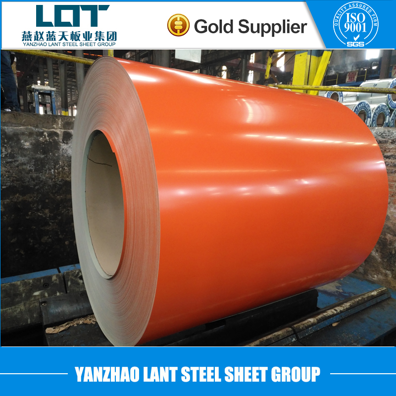 PPGI pre painted hot-dip zinc coated galvanized steel coil sheet roll specification from China ppgi steel manufacturer supplier