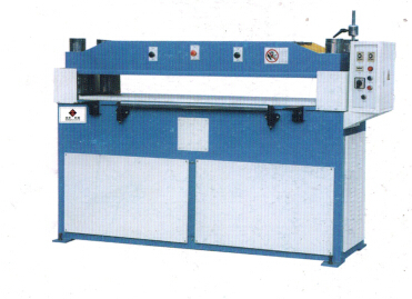 4-column Hydraulic Die Cutting Machine