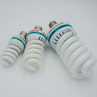 halogen powder home energy saving cfl bulb lamp full spiral compact economic cheap price fluorescent bulb no flickering lamp