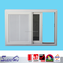 New style water proof aluminium side opening window