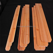 Cedar wooden fence pickets for sale