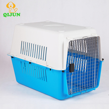 Flight Pet Plastic Air Cage Transport Pet Carrier Plastic Pet Air Box