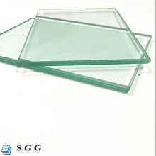 Excellent quality 6.38mm annealed laminated glass factory