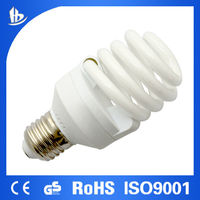 CE GS RHOS approved full spiral led cfl