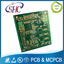 Single side PCB manufacturer, 94v0 pcb board, ODM PCB Board Design