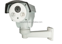 Real picture 1.3mp bullet ip ptz camera 2.8-12mm 4X motorized zoom lens pan tilt ip camera