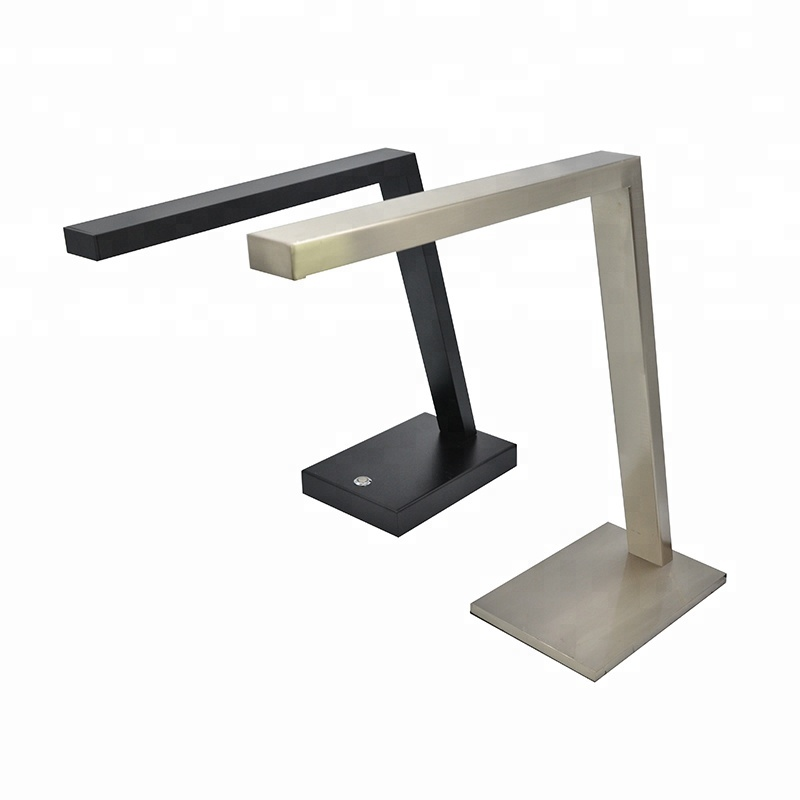 Best Selling UL CUL LED Hotel Black Powder Coated Metal Desk <strong>Lamp</strong>