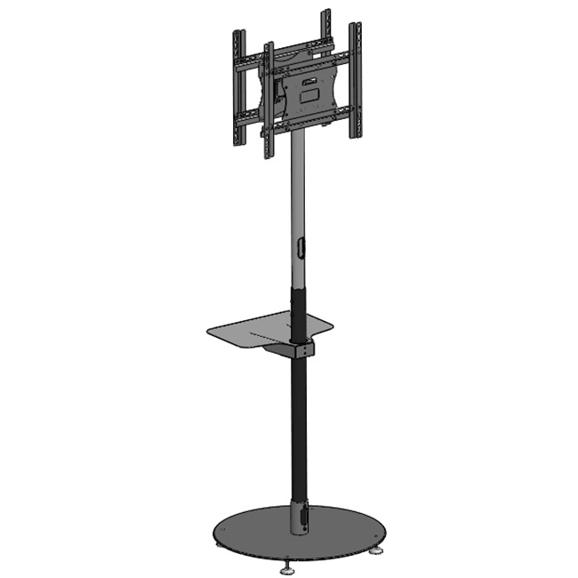 2017 hot sales tv trolley stand with good price