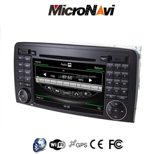 Special Car DVD Stereo Player For Mercedes-benz R CLASS W251 R280 R300 R320 R350 R500