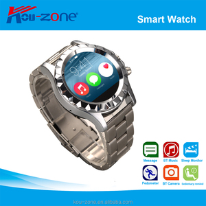 2018 Trending Products High-Quality Android Smart Watch with Heart Rate Monitor, 1.44 Inch Bluetooth Smart Watch Cheap Products