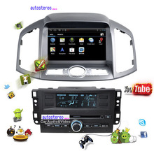Android Touch Screen Car Navigation System for Chevrolet Captiva 2012+ Car DVD Player 3G Wifi iPod TV Bluetoot