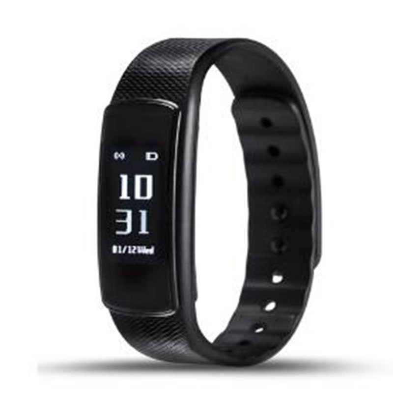 YQ i6 HR smart bracelet bluetooth pulse meter bluetooth tracer band with heart rate monitor sensor for fitness