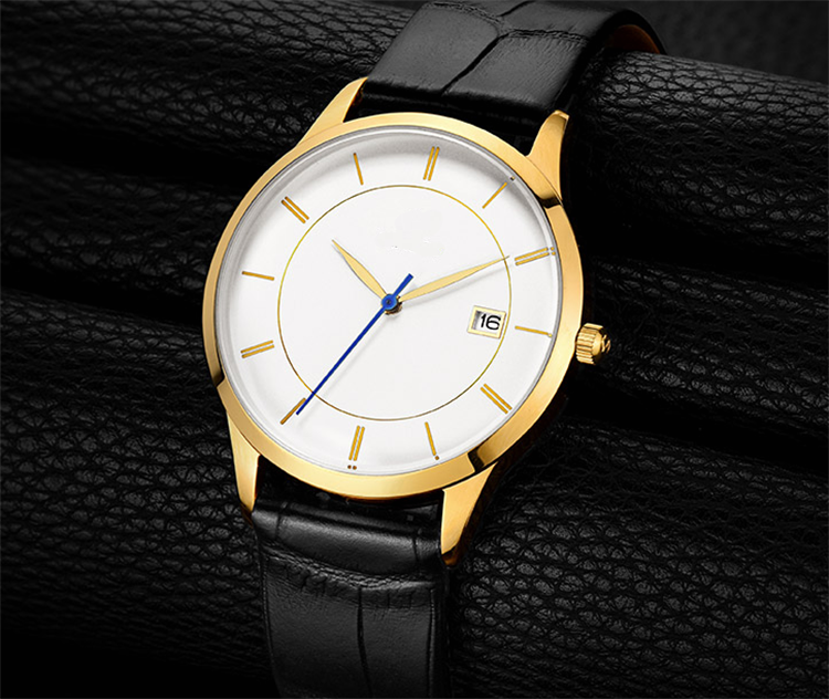 High quality good finishing quartz watches japan movt at good price