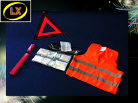 Roadway Traffic Emergency First Aid Kit