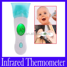 Portable infrared thermometer for baby measure by ear forehead IT-201