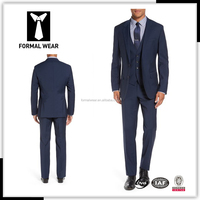Hot selling slim fit custom tailored suits manufacturers in China