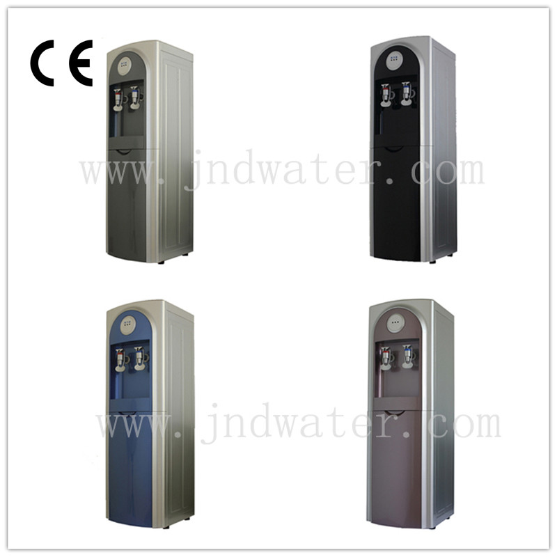 Cold and Hot Water Dispenser with Refrigerator