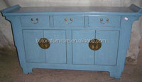 Chinese antique wooden reproduction buffet LWC415-2