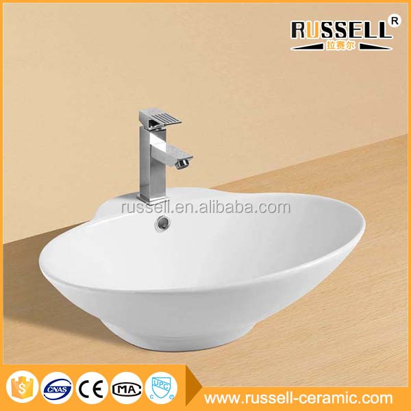 Famous brand popular hotel bathroom hair wash sink with home essential