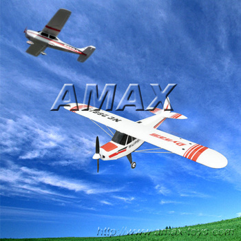 ep-dy8927 Super Cub PA-18,4CH RTF RC Airplane
