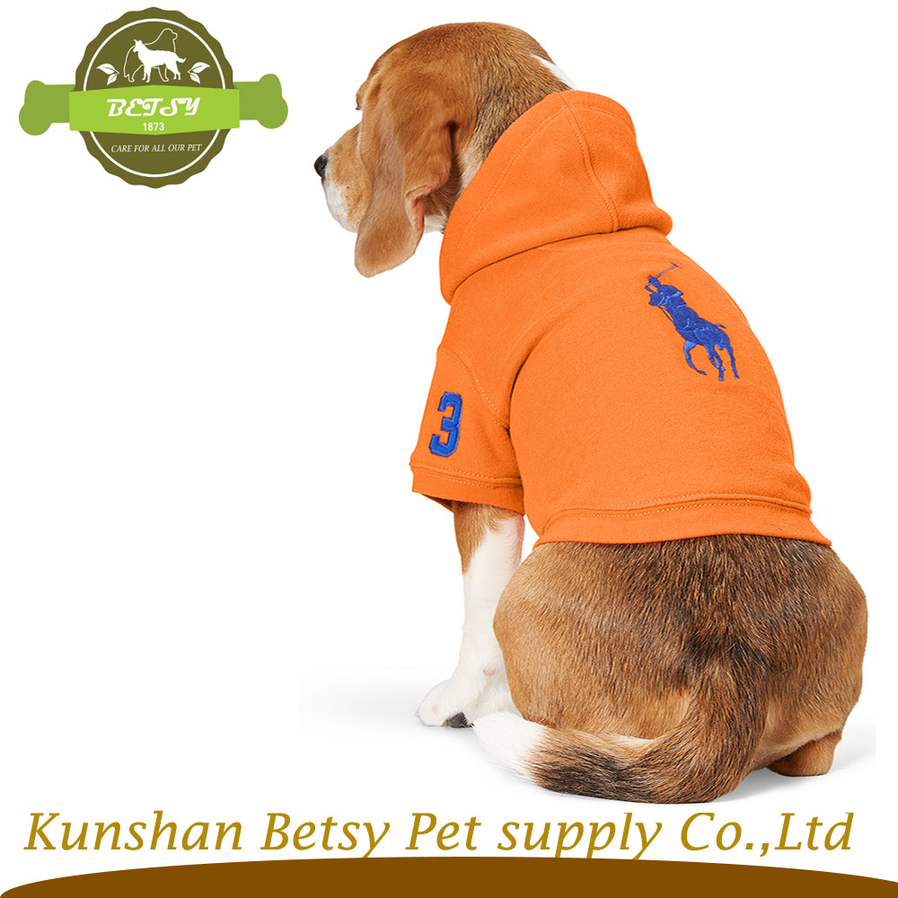 Quality Cotton Dog Hoodie Sweater