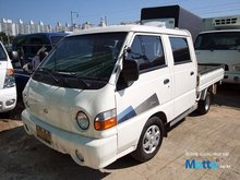 USED CAR 2003 HYUNDAI PORTER DOUBLE CAP 1TON
