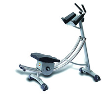 Hot sale slim gym abdominal exercise machine with crunch abdominal exercise