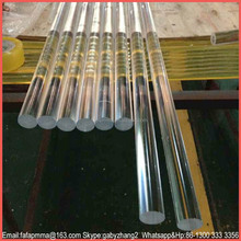 Bubble Acrylic Rod, Clear Acrylic Rod , Plexiglass Rod Plastic Bar
