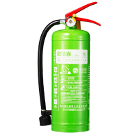 Cheap and Efficient 3L water-based fire extinguisher