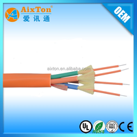 Duplex Armored Indoor Fiber Cable For