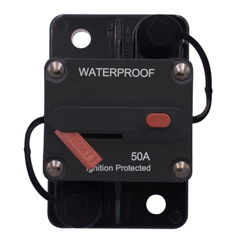 High quality circuit breaker E99 50A 100A 150A overlpower protector switch resettable electrical circuit breaker