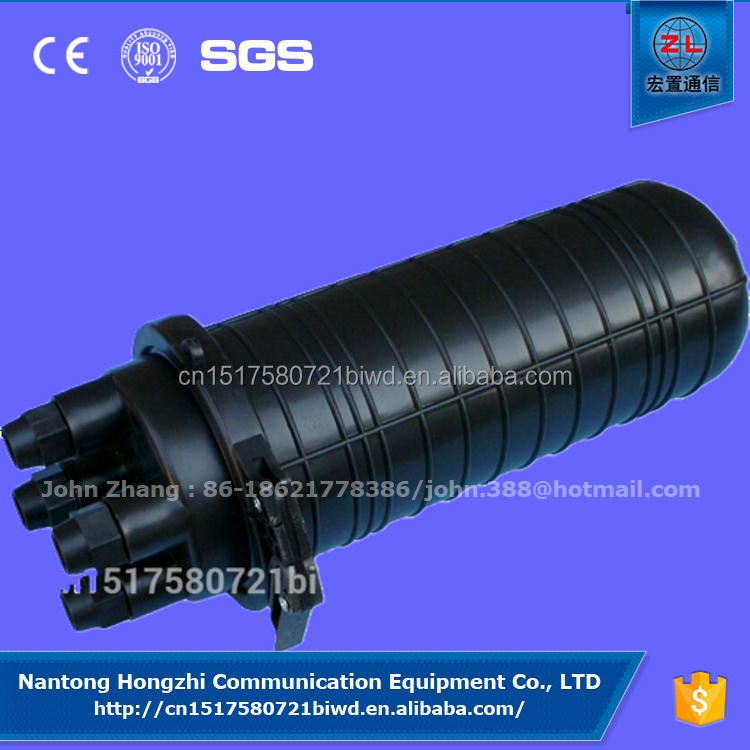 Nonmetallic Joint Box for Fiber Optic Cable