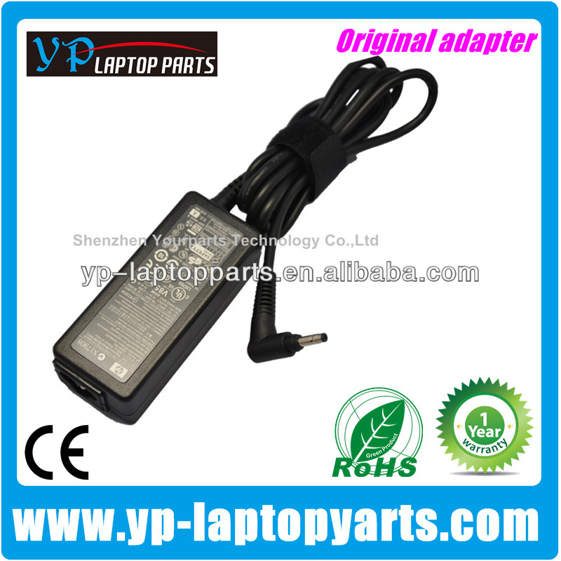 laptop battery adapter HP 19.5V 1.58A for HP Mini 1000 PC series