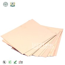 High Quality Electrical Insulation FR4 G10 Copper Clad Laminated Sheet for PCB Printed Circuit Board