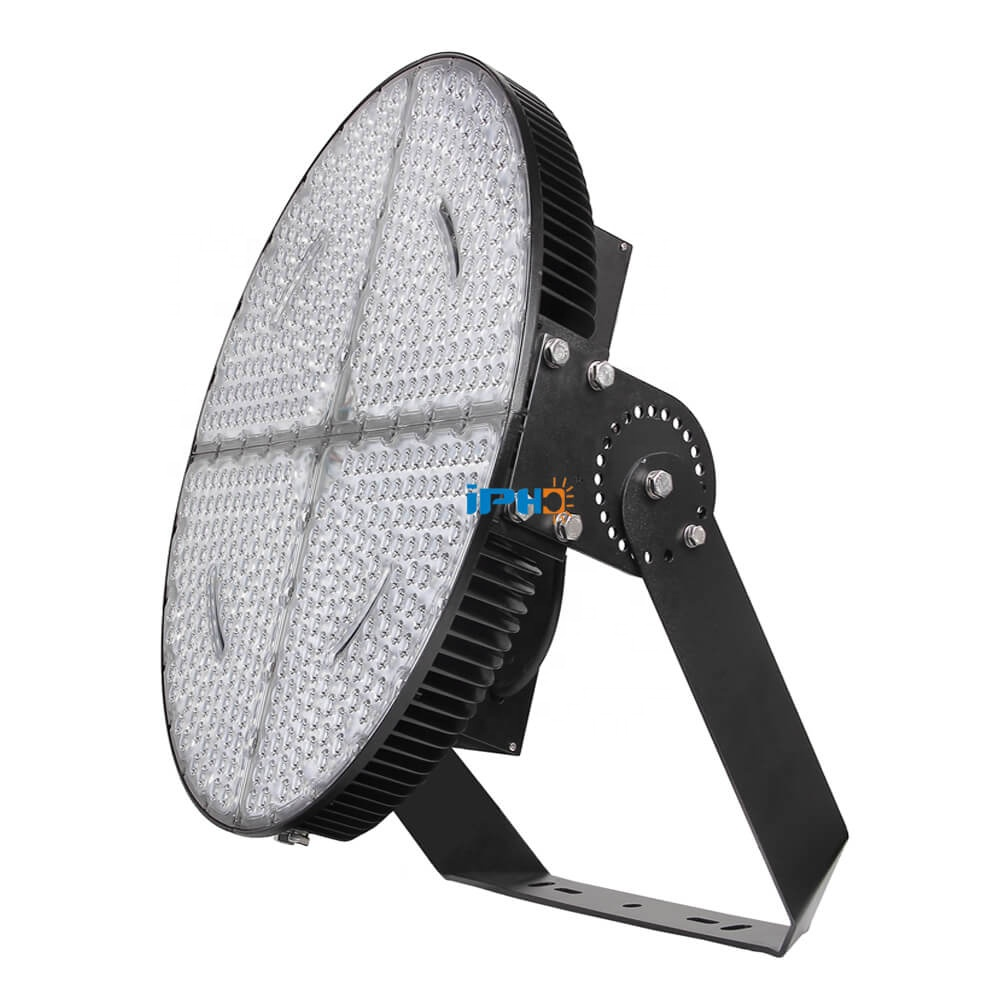 5 Years Warranty 130LM/<strong>W</strong> SMD5050 Sports Lights 1200W Soccer Field Lighting IP65 Stadium Led Flood Light