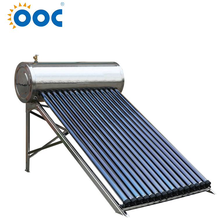 Good Price Energy Systems Industrial Used Solar Water Heater Project