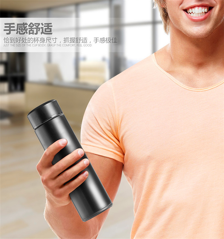Wholesale Thermos Vacuum Steel Cups Popular and High Quality Stainless Steel 500ml Vacuum Cup Keep Warm Cup