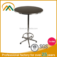 Metal cheap used bar tables for sale KP-BT001