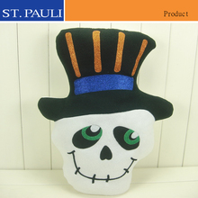new arrival skeleton design indoor fabric halloween props from china